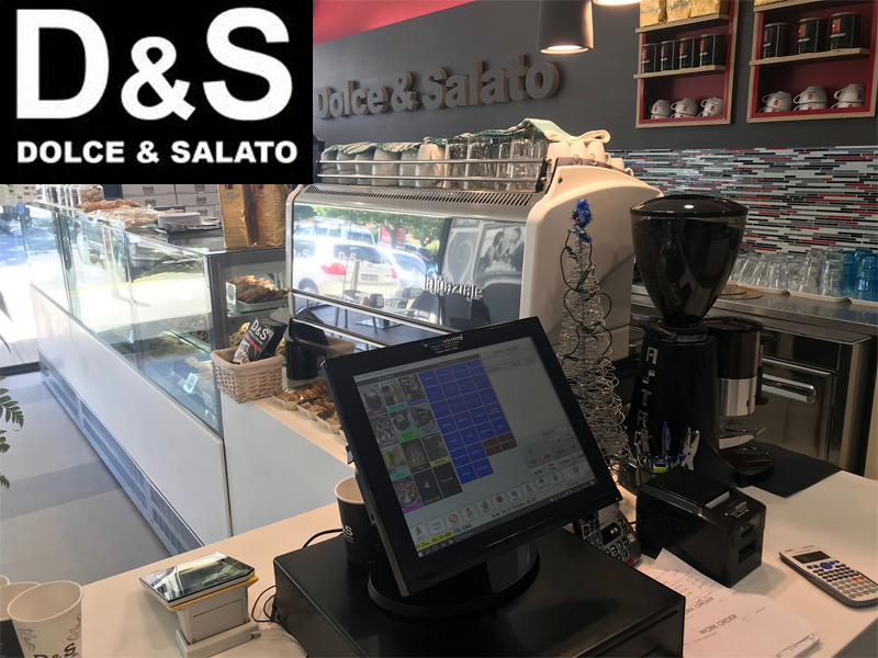 Cafes Budget Cash Register Co Point Of Sale Solutions