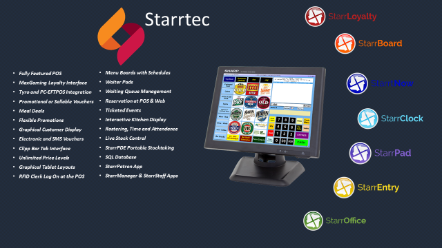 StarrPOS - aPOSability Solutions - Point of Sale Perth